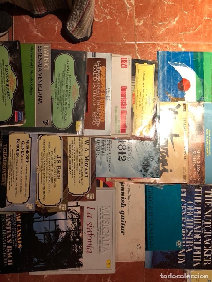 Discos de vinilo: Gran lote música clásica en discos vinilo - Foto 2 - 137778932