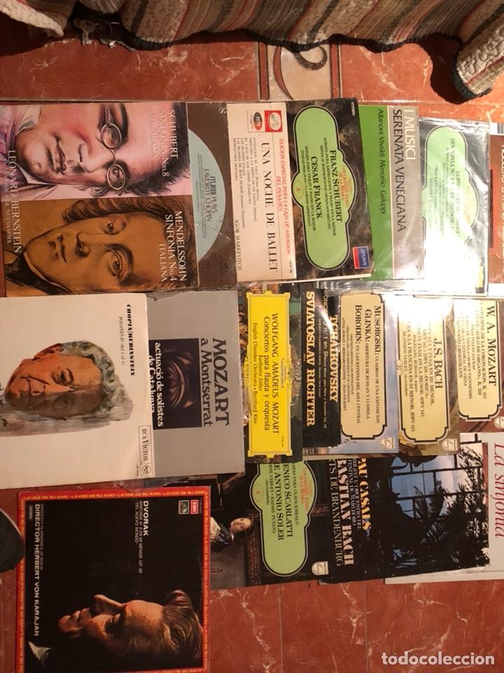 Discos de vinilo: Gran lote música clásica en discos vinilo - Foto 3 - 137778932