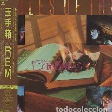 Discos de vinilo: LP JAPON R.E.M. - FABLES OF THE RECONSTRUCTION. Lote 133973742