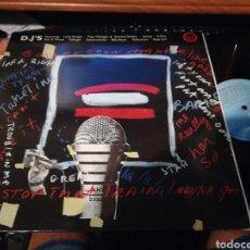 Discos de vinilo: REGGAE GREATS DJ. ´S LP 1985 ESPAÑA VER CONTENIDO EN FOTO. Lote 133978542
