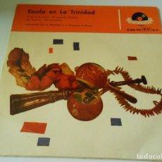 Discos de vinilo: ARMANDO DE LA TRINIDAD Y SU ORQUESTA ANTILLANA, EP, EL BARCO DE TAHITÍ + 3, AÑO 1959. Lote 133990010