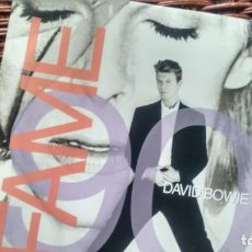 Discos de vinilo: SINGLE (VINILO) DE DAVID BOWIE AÑOS 90. Lote 133995118