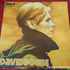 Discos de vinilo: DAVID BOWIE – SOUND AND VISION - SINGLE. Lote 133999122