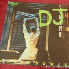 Discos de vinilo: DAVID BOWIE - D.J. - SINGLE COMO NUEVO. Lote 133999166