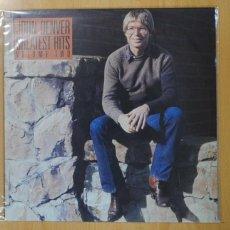 Discos de vinilo: JOHN DENVER - GREATEST HITS VOLUME TWO - LP. Lote 133884165