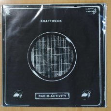 Discos de vinilo: KRAFTWERK - RADIO-ACTIVITY - LP. Lote 133891747