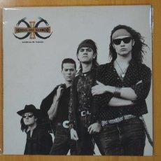 Discos de vinilo: HEROES DEL SILENCIO - SENDEROS DE TRAICION - LP. Lote 133892689