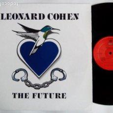 Discos de vinilo: LEONARD COHEN. THE FUTURE. LP CBS/SONY COL 4724981. ESPAÑA 1992. . Lote 134025706