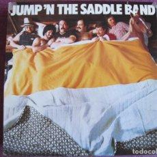 Discos de vinilo: LP - JUMP 'N THE SADDLE BAND – JUMP 'N THE SADDLE BAND (USA, ATLANTIC RECORDS 1984). Lote 134028054