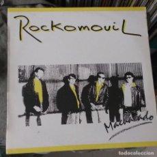 Discos de vinilo: ROCKOMOVIL - MACHACADO. Lote 190055050