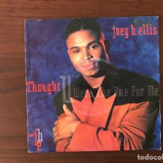 Discos de vinilo: JOEY B. ELLIS ?– THOUGHT U WERE THE ONE FOR ME SELLO: CAPITOL RECORDS ?– 006-20 4261 7 FORMATO: VINY. Lote 134031242