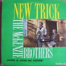 Discos de vinilo: LP - THE MCKENZIE BROTHERS ?– NEW TRICK (USA, SIN FECHA). Lote 134031462