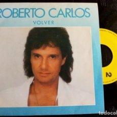 Discos de vinilo: ROBERTO CARLOS - VOLVER. Lote 134031674
