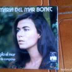 Discos de vinilo: DISCO DE MARIA DEL MAR BONET. Lote 134035538