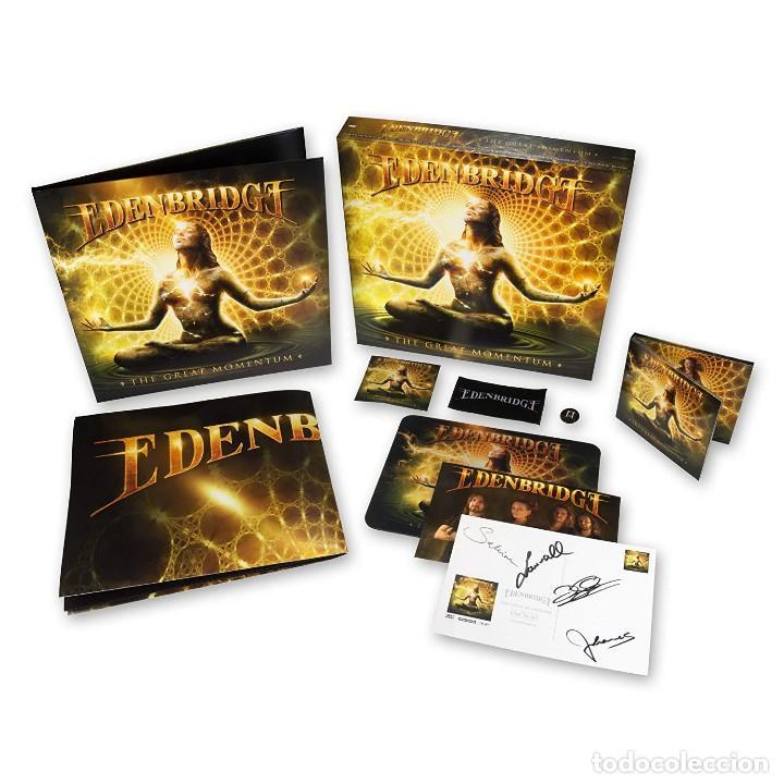 EDENBRIDGE * BOX SET * THE GREAT MOMENTUM * CAJA PRECINTADA!! (Música - Discos - LP Vinilo - Heavy - Metal)