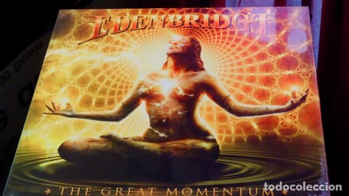 Discos de vinilo: Edenbridge * BOX SET * The Great Momentum * CAJA PRECINTADA!! - Foto 2 - 134036178