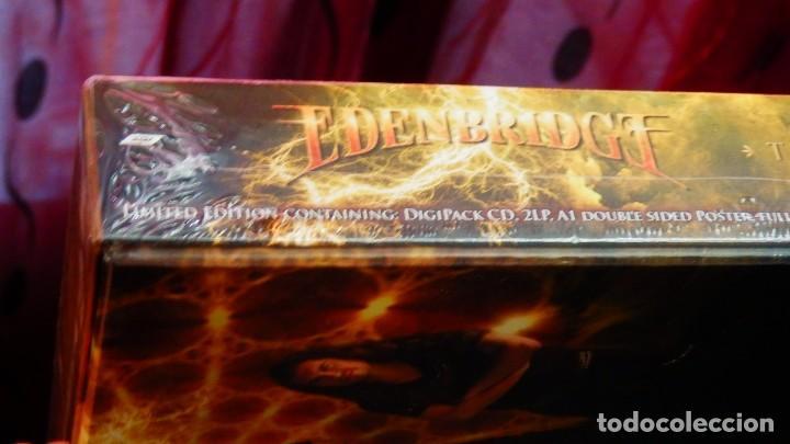 Discos de vinilo: Edenbridge * BOX SET * The Great Momentum * CAJA PRECINTADA!! - Foto 4 - 134036178