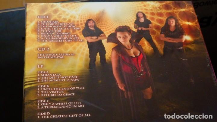 Discos de vinilo: Edenbridge * BOX SET * The Great Momentum * CAJA PRECINTADA!! - Foto 7 - 134036178