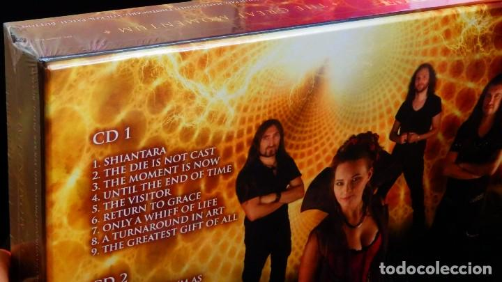 Discos de vinilo: Edenbridge * BOX SET * The Great Momentum * CAJA PRECINTADA!! - Foto 8 - 134036178