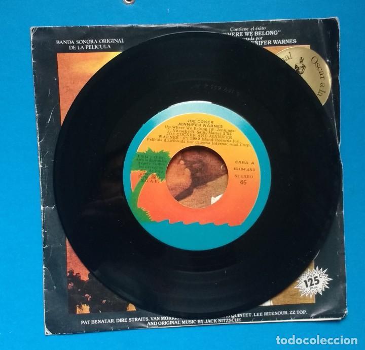 Discos de vinilo: OFICIAL Y CABALLERO ( BSO ) - Foto 2 - 134041462