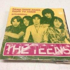 Discos de vinilo: THE TEENS - DAME, DAME, DAME, DAME TU AMOR . Lote 134041794