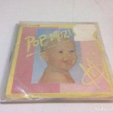 Discos de vinilo: M --- POP MUZIK . Lote 134041910