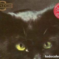 Discos de vinilo: C. C. CATCH - CATCH THE CATCH- LP SPAIN 1986 (CON PEGATINA ROJA: INCLUYE SUS EXITOS-EN VERSION MAXI). Lote 134044498