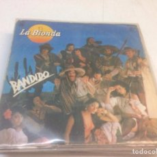 Discos de vinilo: LA BIONDA - BANDIDO / THERE IS NO OTHER WAY (7-- SINGLE). Lote 134045138