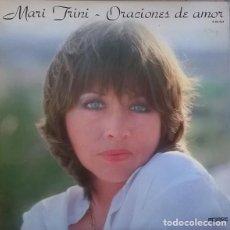 Discos de vinilo: MARI TRINI – ORACIONES DE AMOR (ESPAÑA, 1981). Lote 134048970