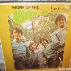 Discos de vinilo: MORE OF THE MONKEES LP 1967 RCA VICTOR - EDICION INGLESA RD 7868 MONO. Lote 134051182