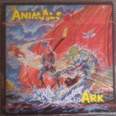 Discos de vinilo: THE ANIMALS - ARK - LP 1983 ILLEGAL RECORDS/I.R.S/CBS EDICIÓN ESPAÑOLA. Lote 134051238
