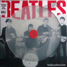 Discos de vinilo: THE BEATLES * DECCA TAPES * LP 180G VINILO TRANSPARENTE * NUEVO. Lote 178212650