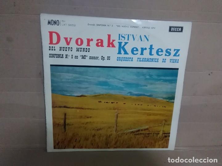 DEVORÓ ISTAVAN KERTÉSZ ORQUESTA FILARMÓNICA VIENA N 5 (Música - Discos de Vinilo - Maxi Singles - Orquestas)