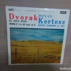 Discos de vinilo: DEVORÓ ISTAVAN KERTÉSZ ORQUESTA FILARMÓNICA VIENA N 5. Lote 134063158