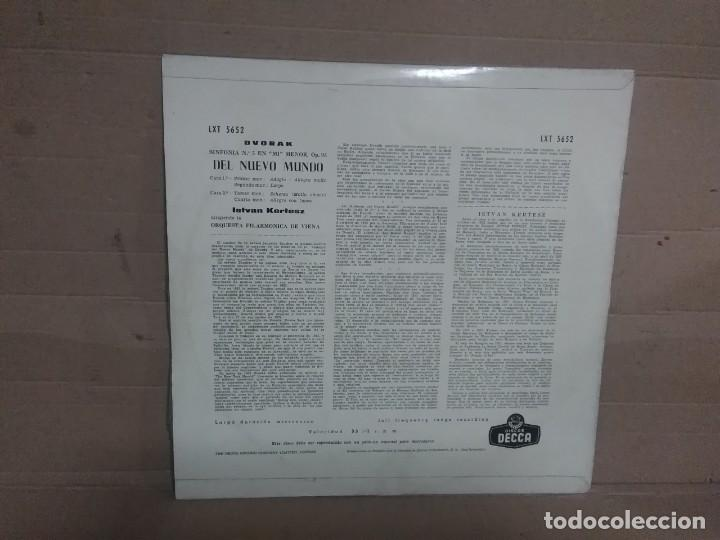 Discos de vinilo: Devoró istavan Kertész orquesta filarmónica viena n 5 - Foto 4 - 134063158