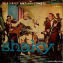 Discos de vinilo: BILL HALEY AND HIS COMETS (ROCKIN' THE OLDIES) / MACK THE KNIFE / SWEET SUE, JUST YOU + 2 (EP 1960). Lote 134067770