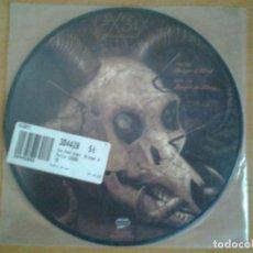 Discos de vinilo: SIX FEET UNDER SINGLE PICTURE DISC - BRINGER OF BLOOD- METALBLADE RECORDS 3984-41022 2003. Lote 134076526