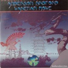 Discos de vinilo: ANDERSON BRUFORD WAKEMAN HOWE: ORDER OF THE UNIVERSE . Lote 134076750