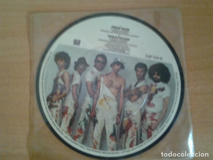 Discos de vinilo: THE J. GEILS BAND SINGLE PICTURE DISC -FREEZE FRAME- EMI AMERICA 1981 EAP 134-B EN MUY BUENAS CONDI - Foto 2 - 134078318