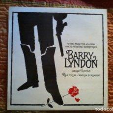 Discos de vinilo: BARRY LYNDON BSO EX/EX. Lote 134080854