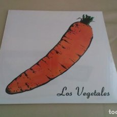 Discos de vinilo: LP+3CD LOS VEGETALES LOS VEGETALES VINILO ESPAÑA POP PUNK . Lote 134084750