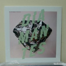 Discos de vinilo: EL COLUMPIO ASESINO - DIAMANTES - LP - MUSH ROOM PILOW 2010 SPAIN - NUEVO PRECINTADO. Lote 134093270