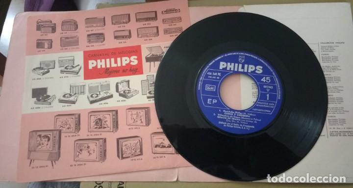 Discos de vinilo: ROCIO DURCAL - FAMILIA PHILIPS - CANTANDO LA NAVIDAD 1965 - Foto 2 - 134099166