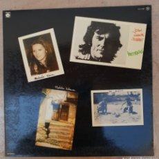 Discos de vinilo: LP JOAN MANUEL SERRAT RETRATOS. Lote 134100839