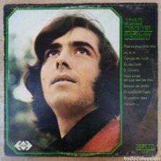 Discos de vinilo: LP JOAN MANUEL SERRAT. Lote 134102077