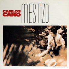 Discos de vinilo: CARLOS CANO - MESTIZO (LP) 1992. Lote 134118394
