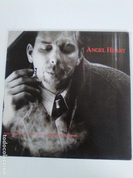 ANGEL HEART EL CORAZON DEL ANGEL ( 1987 ISLAND ANTILLES UK ) TREVOR JONES ALAN PARKER (Música - Discos - LP Vinilo - Bandas Sonoras y Música de Actores )