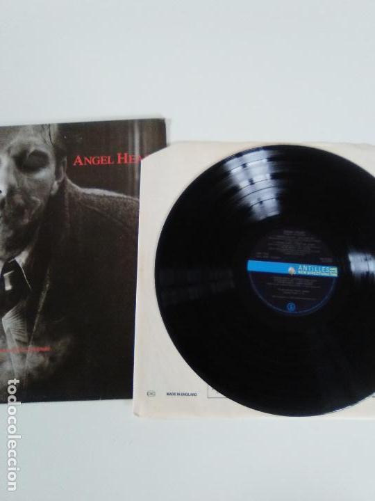 Discos de vinilo: ANGEL HEART EL CORAZON DEL ANGEL ( 1987 ISLAND ANTILLES UK ) TREVOR JONES ALAN PARKER - Foto 3 - 139778458