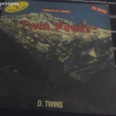 Discos de vinilo: TWIN PEAKS , FALLING. Lote 134128830