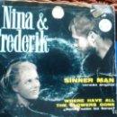 Discos de vinilo: SINGLE (VINILO) DE NINA & FREDERICK AÑOS 60. Lote 134143506